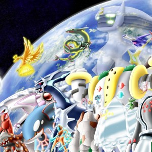 What Legendary Pokémon are you?