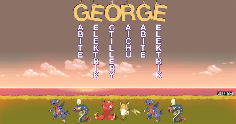 Los Pokémon de megaultrasupertrolleadordepaginasxddd - Descubre cuales son los Pokémon de tu nombre