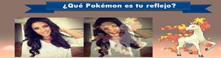 Que Pokémon es tu reflejo?
